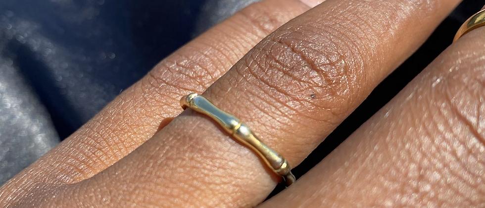 Mini Bamboo ring