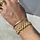 Thumbnail: Silk Chain Bracelet
