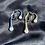 Thumbnail: Pearl Droplet Ear Cuff