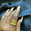 Thumbnail: Zaah Band Ring