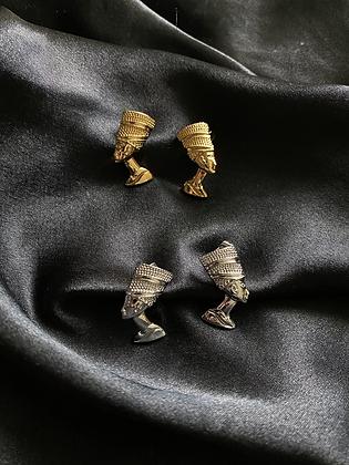 Nefertiti Stud Earring