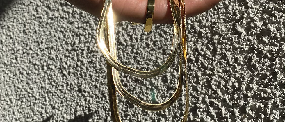 Gold Snake Chain
