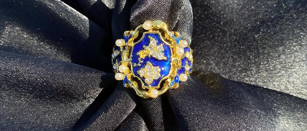 Royal Pearl Ring