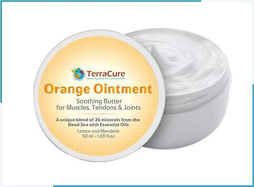 Terracure Dead Sea and Essential Oil Cream