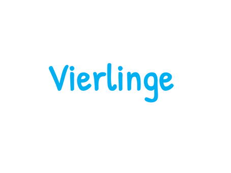 SdW8: Vierlinge