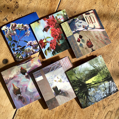 Greeting Cards: Pack of Six