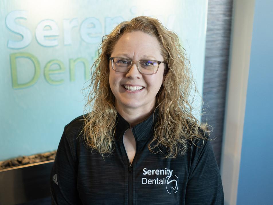 Tina Mogensen - Dental Assistant