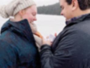 Surprise Proposal: Whistler