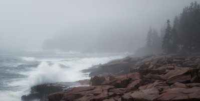 Waves in the Fog