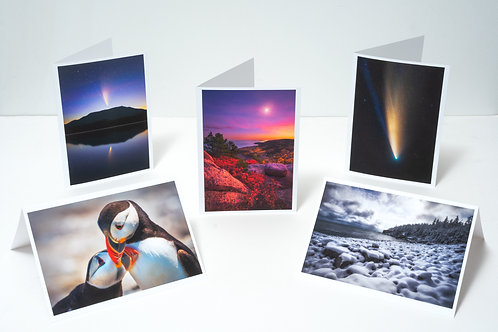 "5""x7"" Folded Notecard (5-pack)"