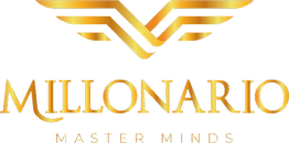 Millonario Master Minds logo dorado.png