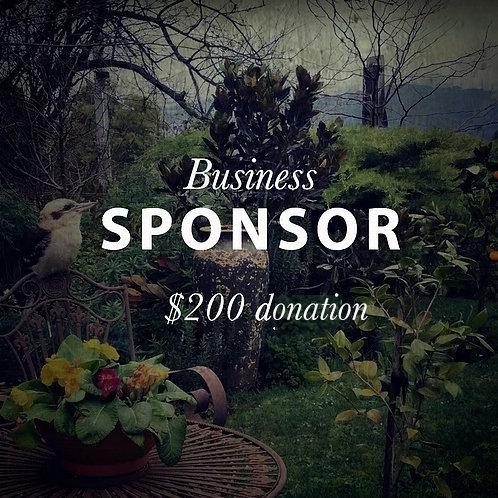 Business Sponsor Member