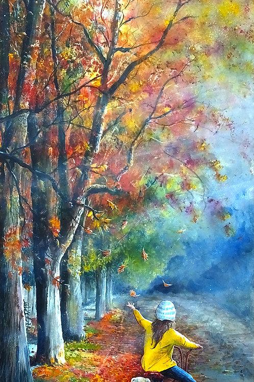 Ivan Smith   Catching Autumn