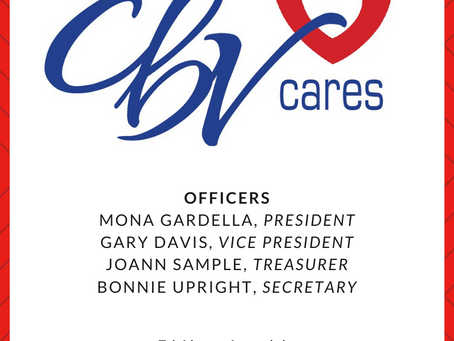 Introducing your 2020 CBV Cares Board of Directors