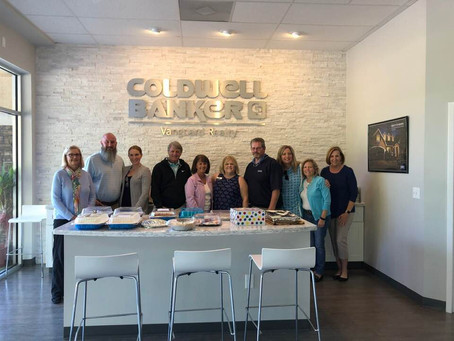 CBV agents deliver Easter lunch to area firefighters and first responders