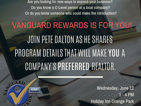 Introducing Vanguard Rewards