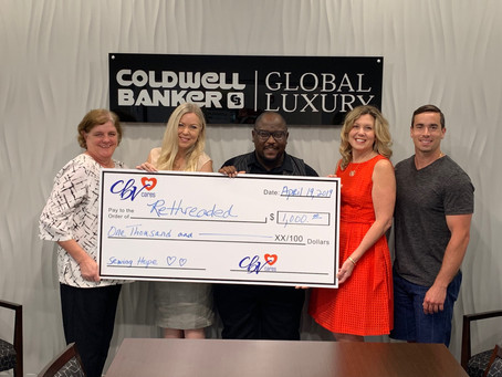 News Release: CBV Cares Beaches  grants funds to local organizations