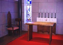 聖ペトロ教会祭壇セット
