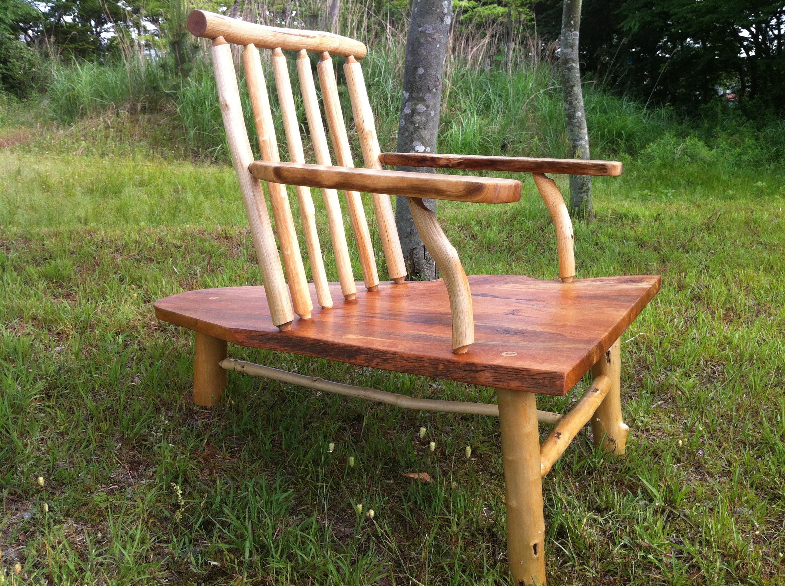 003 白洲正子の椅子