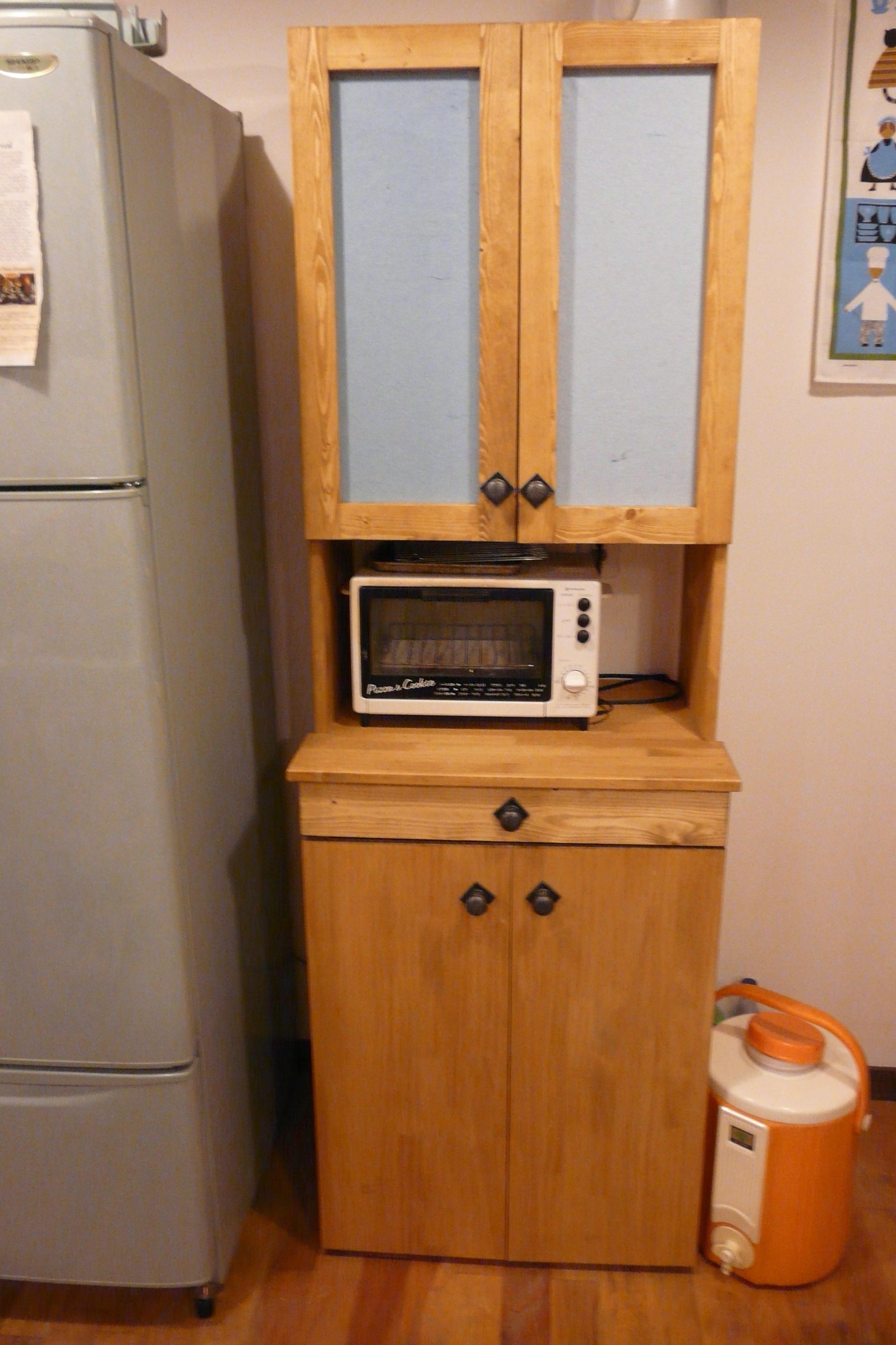 Pine pantry
