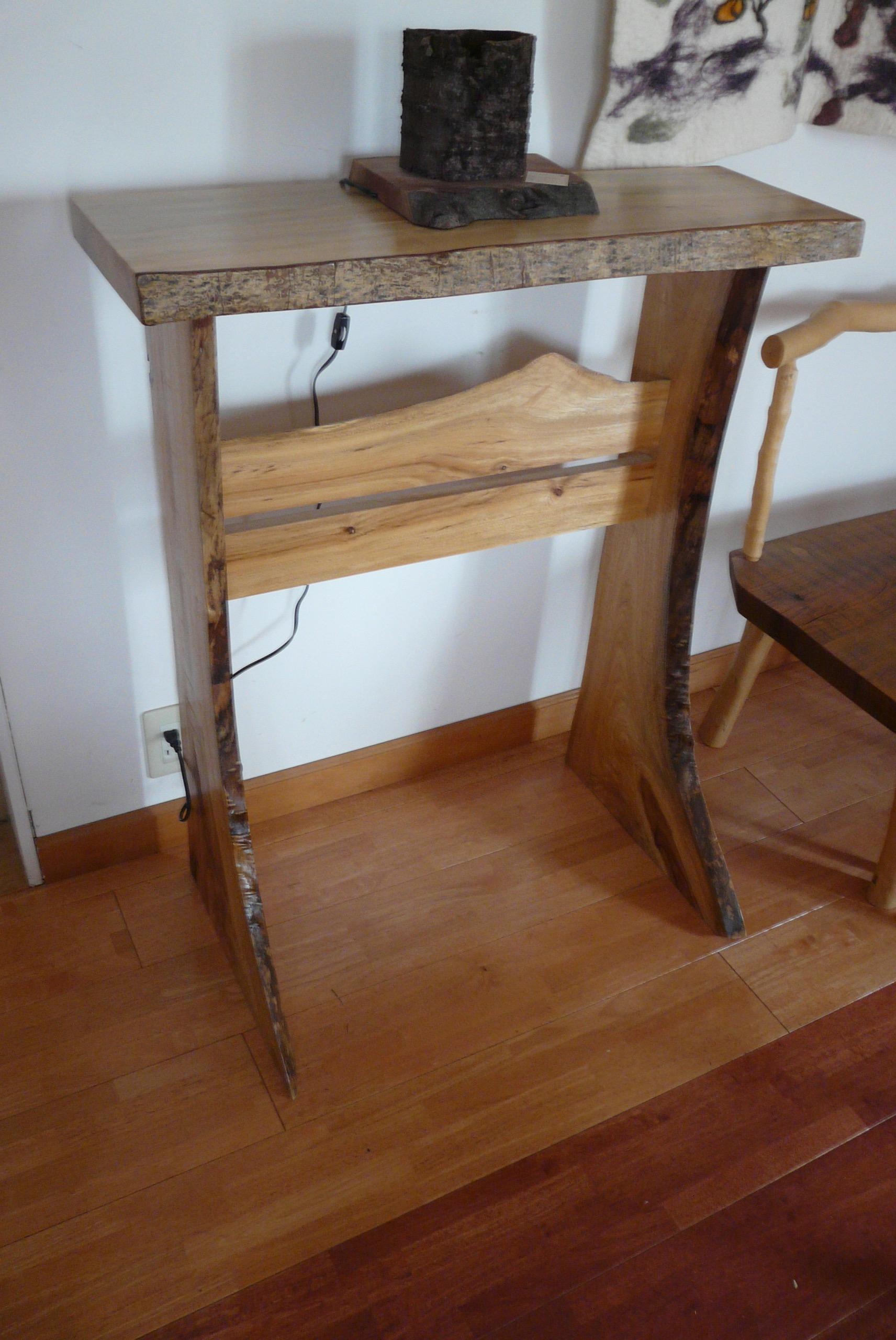 て作りテーブル