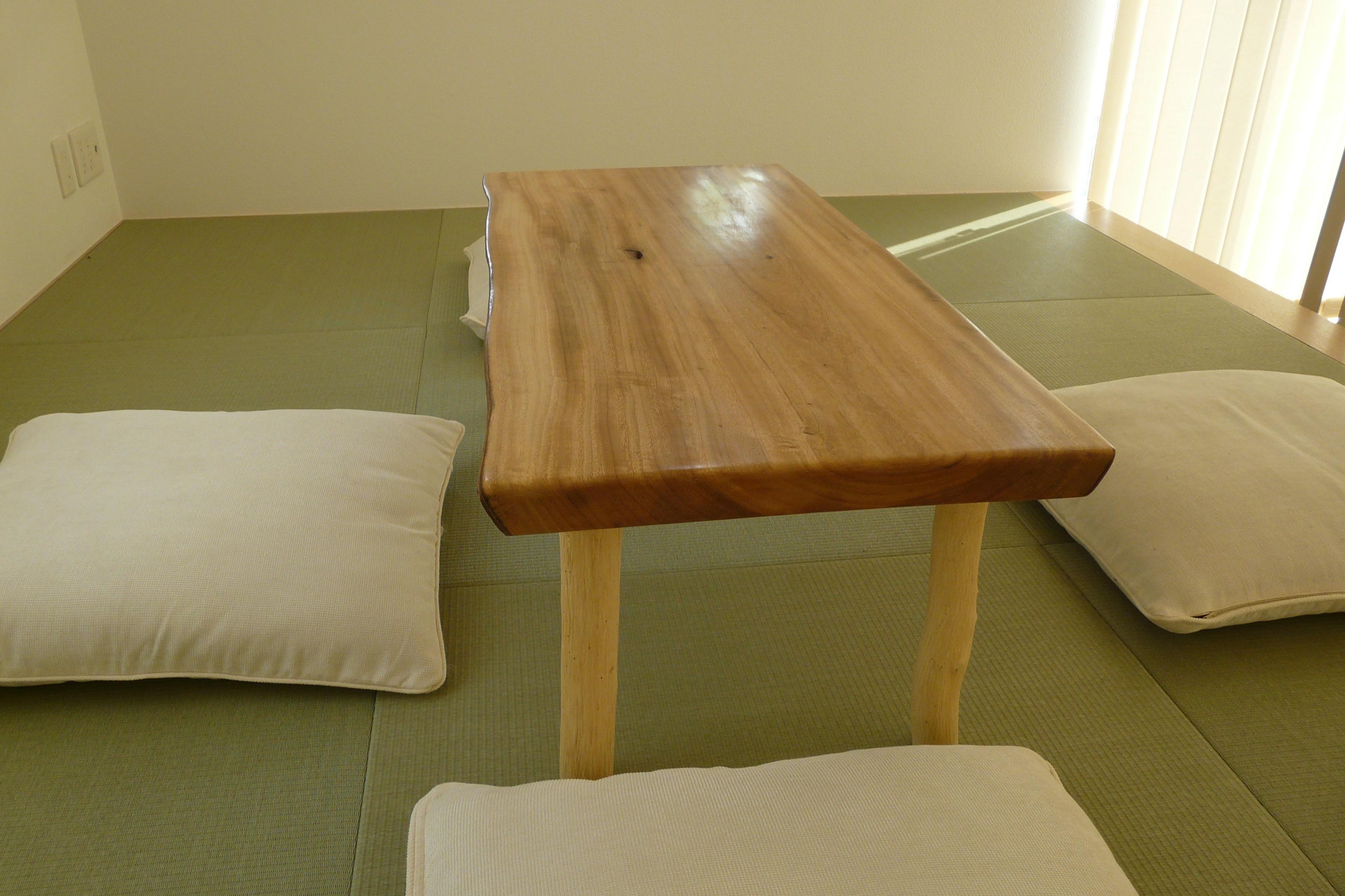 楠ローテーブル