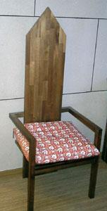 聖ペトロ教会椅子