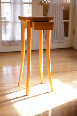 花瓶テーブル