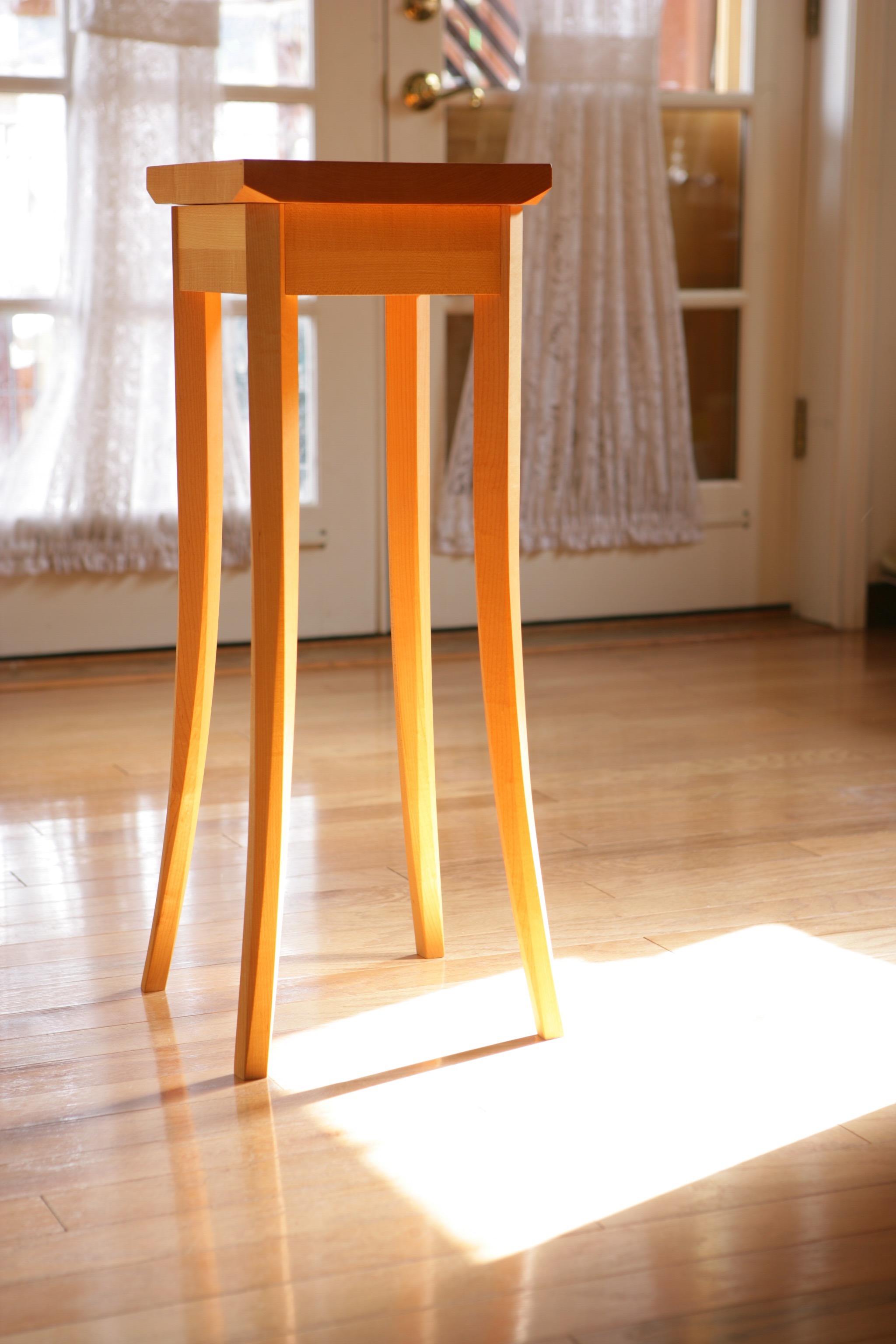 エレガント小テーブル