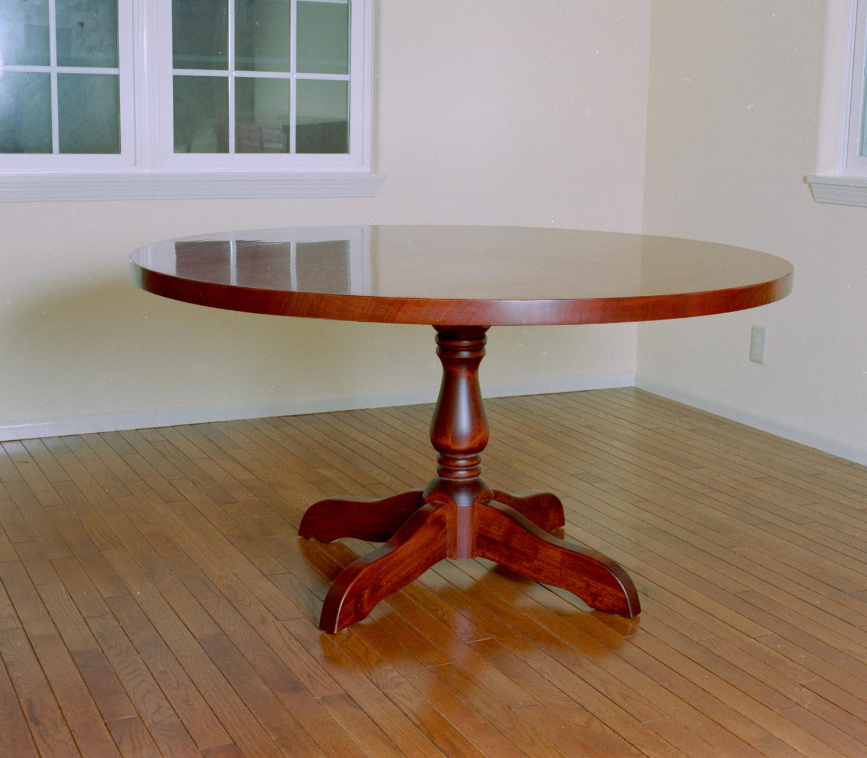 Mさんテーブル