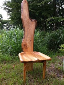 """009 自然な椅子 """"大座"""""""