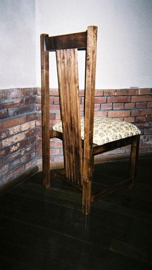 聖ステパノ教会の椅子 2