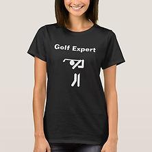 Eco Fitness Golf Club Women's T-Shirt 2.