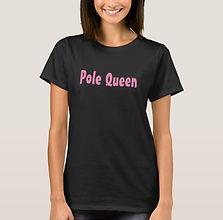 Eco Fitness Pole Queen Women's T-Shirt 2