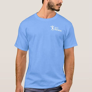 Eco Fitness Blue Men's T-shirt.jpg