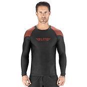Elite Sports Long Sleeve Rashguard Eco F