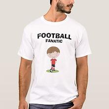 Eco Fitness Football Fever Men's T-shirt