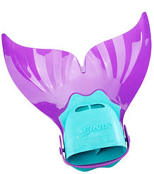 FINIS Paradise Purple Mermaid Fin.jpg