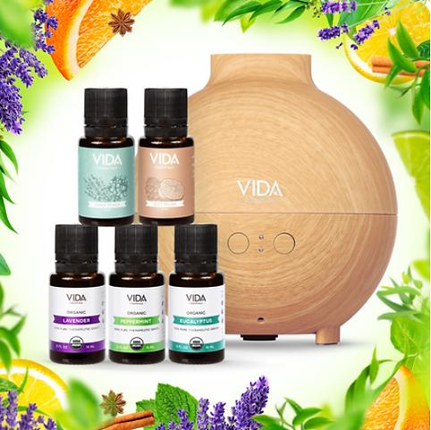 VIDA Essentials Oils and Diffusers.PNG