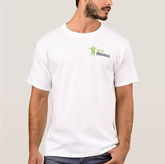 Eco Fitness White Men's T-shirt 2.jpg
