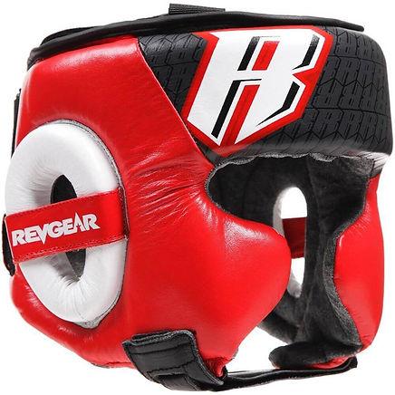 Revgear-Champion-2-Headgear-Red-Revgear