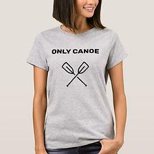 Eco Fitness Women's Canoe Sprint T-Shirt
