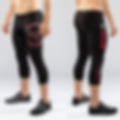 Eco Fitness Fighter Compression pants.jp