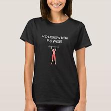 Eco Fitness Gym Life Women's Tshirt.JPG
