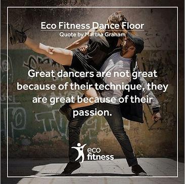 Eco Fitness Dance Floor Quote.JPG