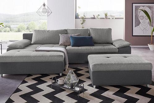"""sit&more Ecksofa XXL""""LABENE"""", links/rechts montierbar  mit Bettfunktion"""