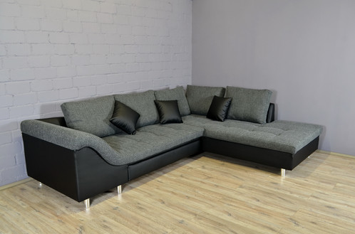 ecksofa delta mit schlaffunktion interpolst g nstige sofas. Black Bedroom Furniture Sets. Home Design Ideas