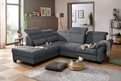 Premium collection by Home affaire Ecksofa »Solvei«, mit Sitztiefenverstellung