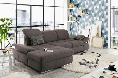 set one by Musterring Ecksofa »SO4100« mit Bettfunktion