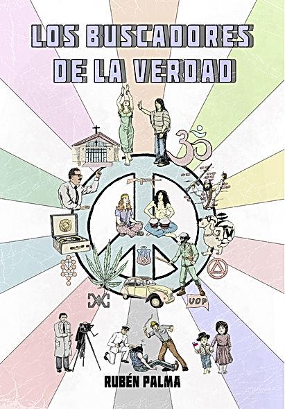 """Novela """"Los Buscadores de la Verdad"""""""